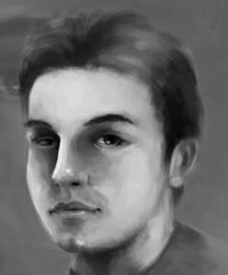 Self Portrait by MysticDragons