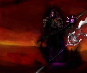 WIP - Zaros VS. Zamorak by MysticDragons
