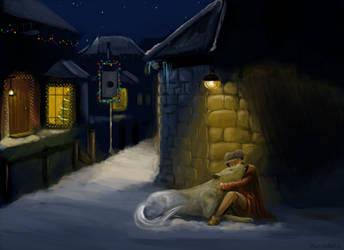 Christmas Spirit by MysticDragons
