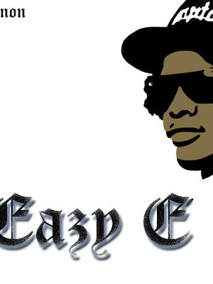 Eazy E by luap89
