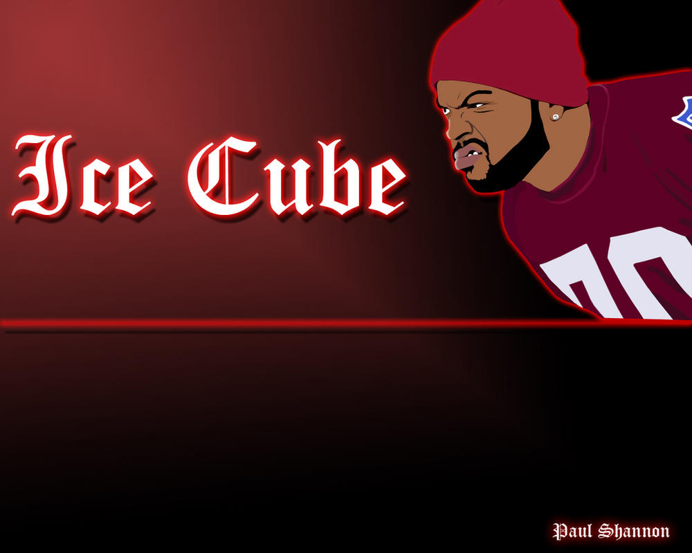 Ice Cube Wallpaper By Luap89