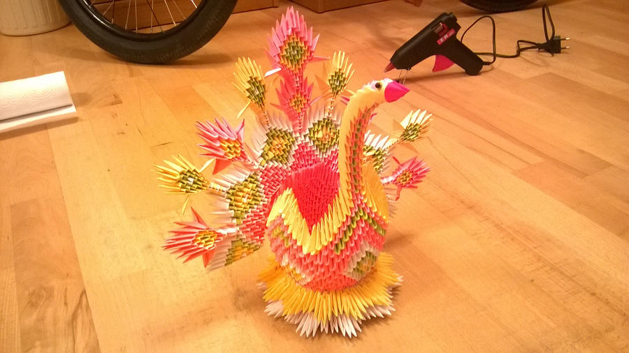 Peacock by Inshachan