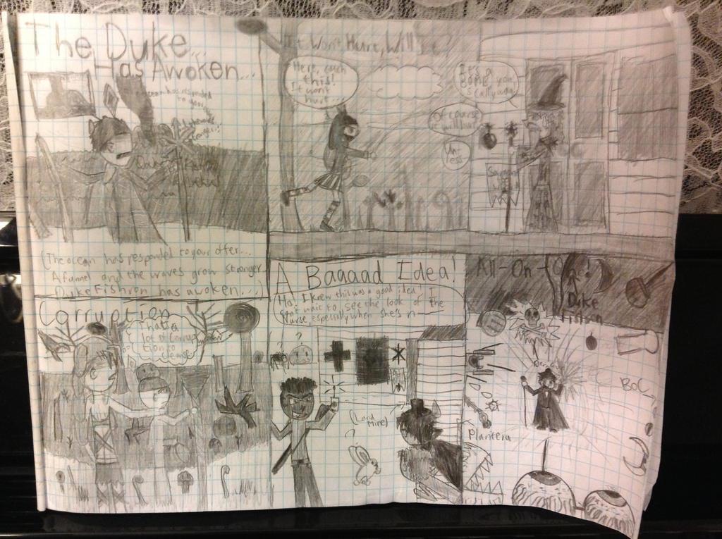 Terraria - Comics, comics and comics! by derekguo31