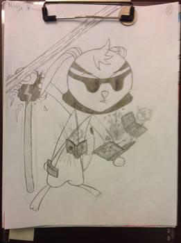 Terraria Onward - Ninja Bunny