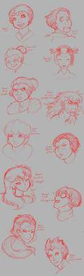 Human Headshots
