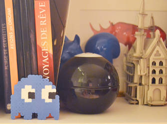 space invaders bead sprite by christophosaure