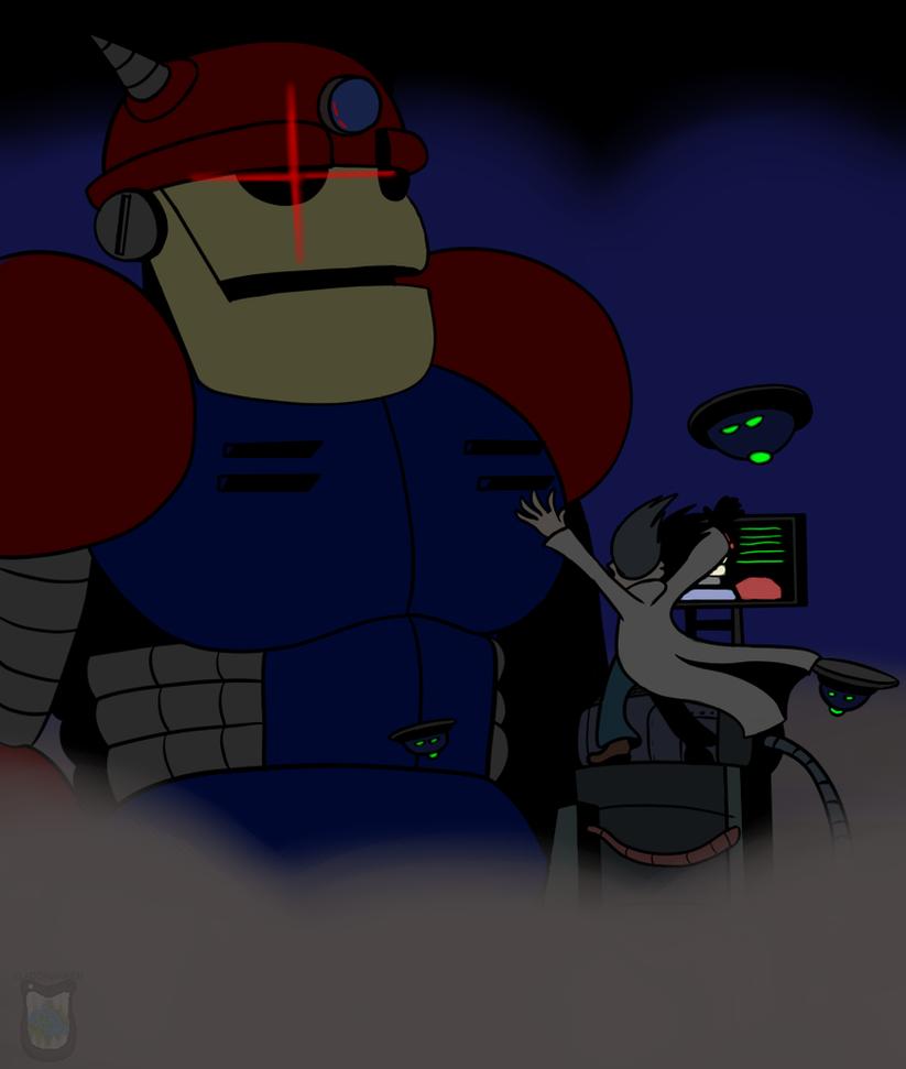 Gamma Unchained by DarkArtistKaiser