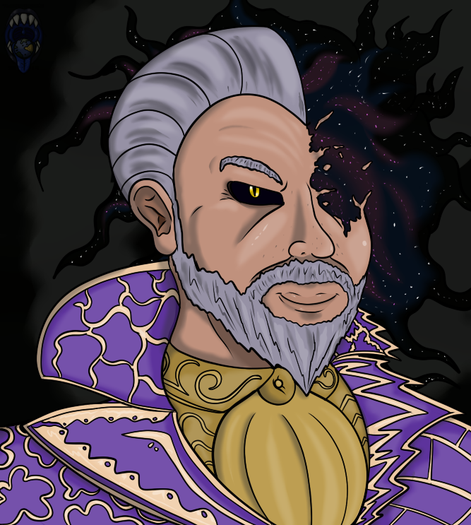 Portrait of Madness by DarkArtistKaiser