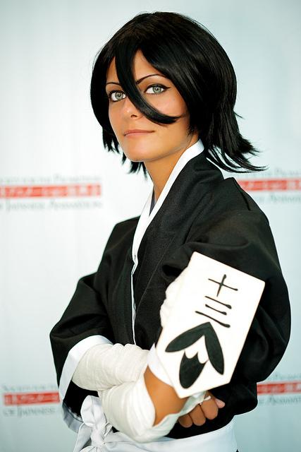 Lueitenant Rukia Kuchiki by theRukiakitty