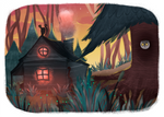 Witch's house commission