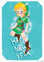 Link fanart The Legend of Zelda by Lemanntim