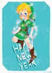 Link fanart The Legend of Zelda