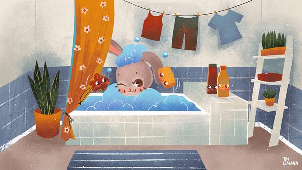Children's book illustration (2)
