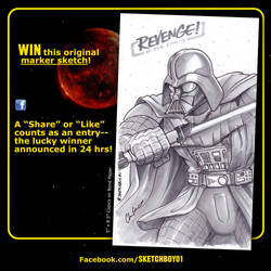 Revenge of the Sixth giveaway