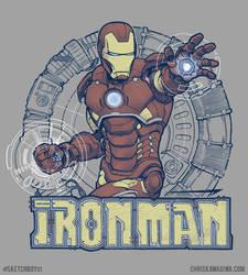 IRON MAN of Stark Industries