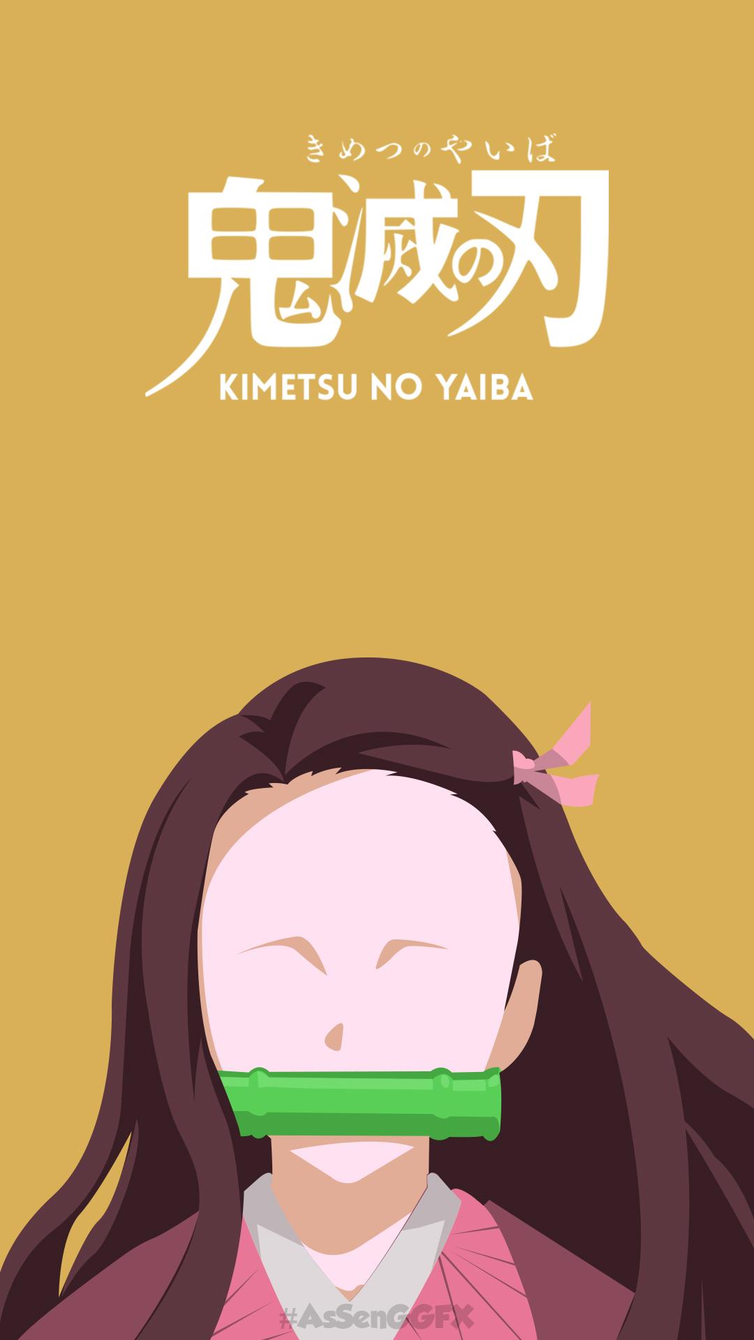 Kimetsu No Yaiba Mobile Wallpaper By Assenggfx On Deviantart