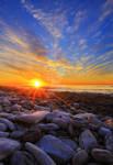Kommetjie sunset by juanwernecke666
