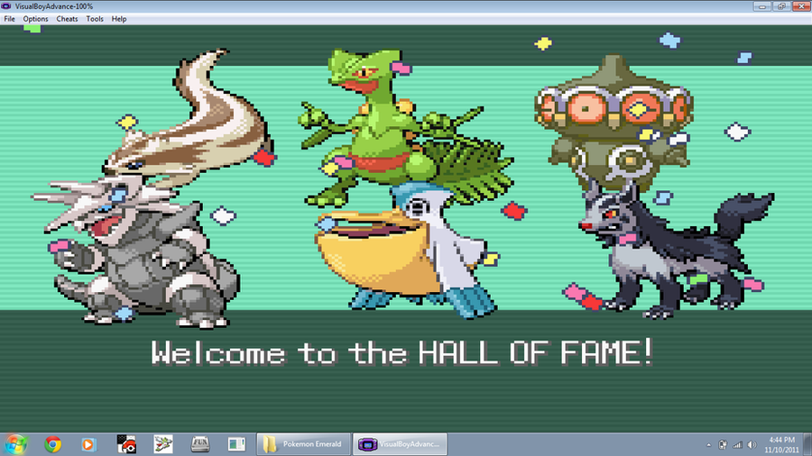 Pokemon Emerald Game Free Download For Android