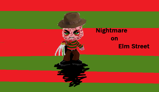 Nightmare On Elm Street by GoddessofSong
