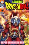 Dragon Ball DC Legends New Gods Kakarot #1