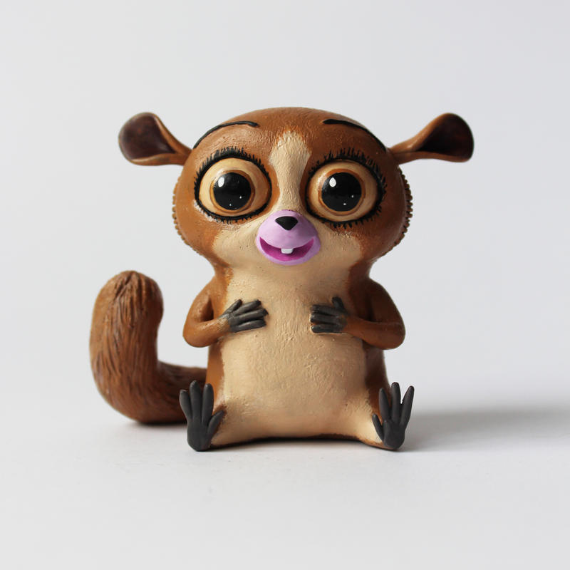 Mort from The penguins of Madagascar by suzannewolf on