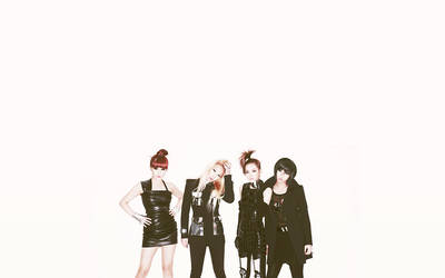 2NE1 I AM THE BEST Wallpaper by jaeliseop