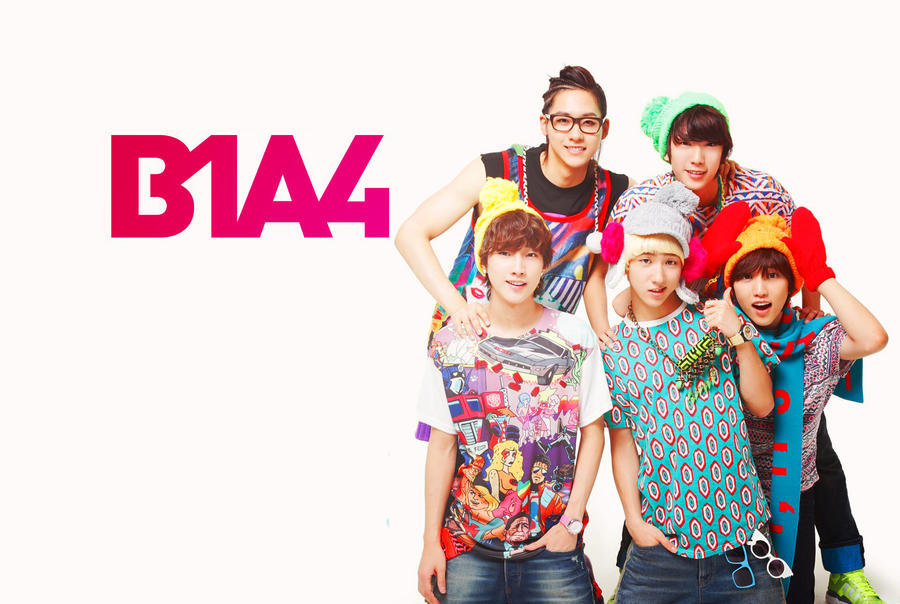 B1A4 B1A4 - Wallpaper by  B1a4 2014 Wallpaper