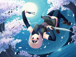Fuyutsuki Rei, Moon Blade