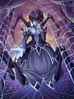 Aurania, The Spider Queen