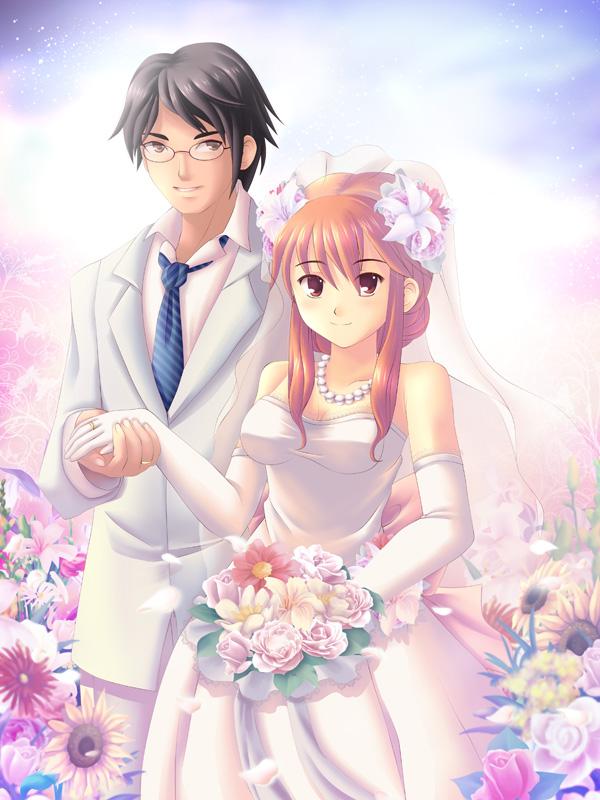 Wedding Present For Japanese Couple : Wedding celebration by maxwindy on DeviantArt