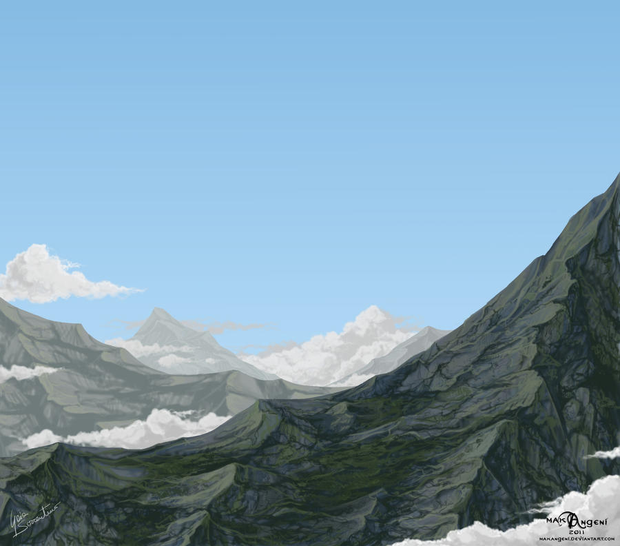 Landscape practice by makangeni
