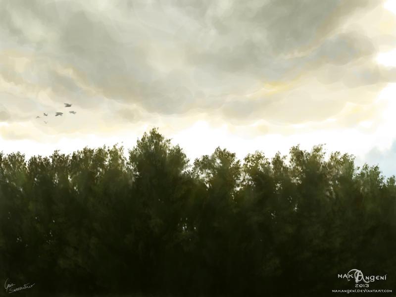 Landscape by makangeni