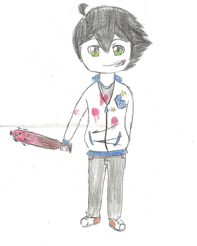 Zombie! Billy by LittlePuffy4ever