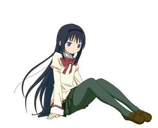 Homura, Akemi Relax Final by WaRRa-fr