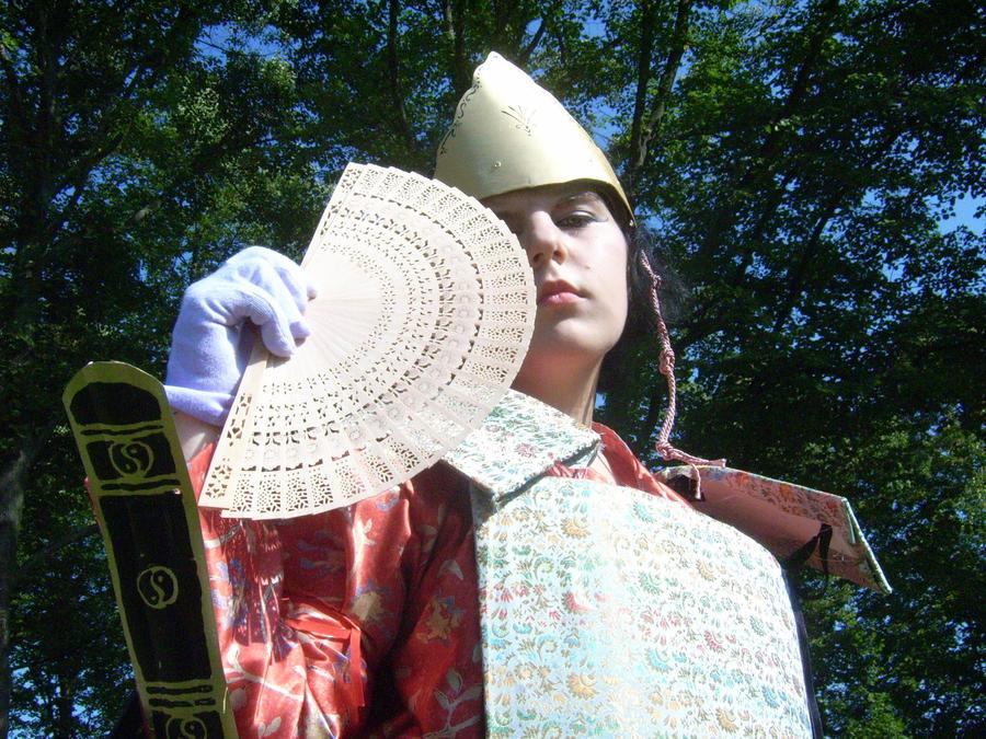 japanese armor 2009 by RandomPudding