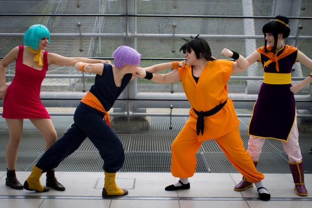 Fight - 2014 by RandomPudding