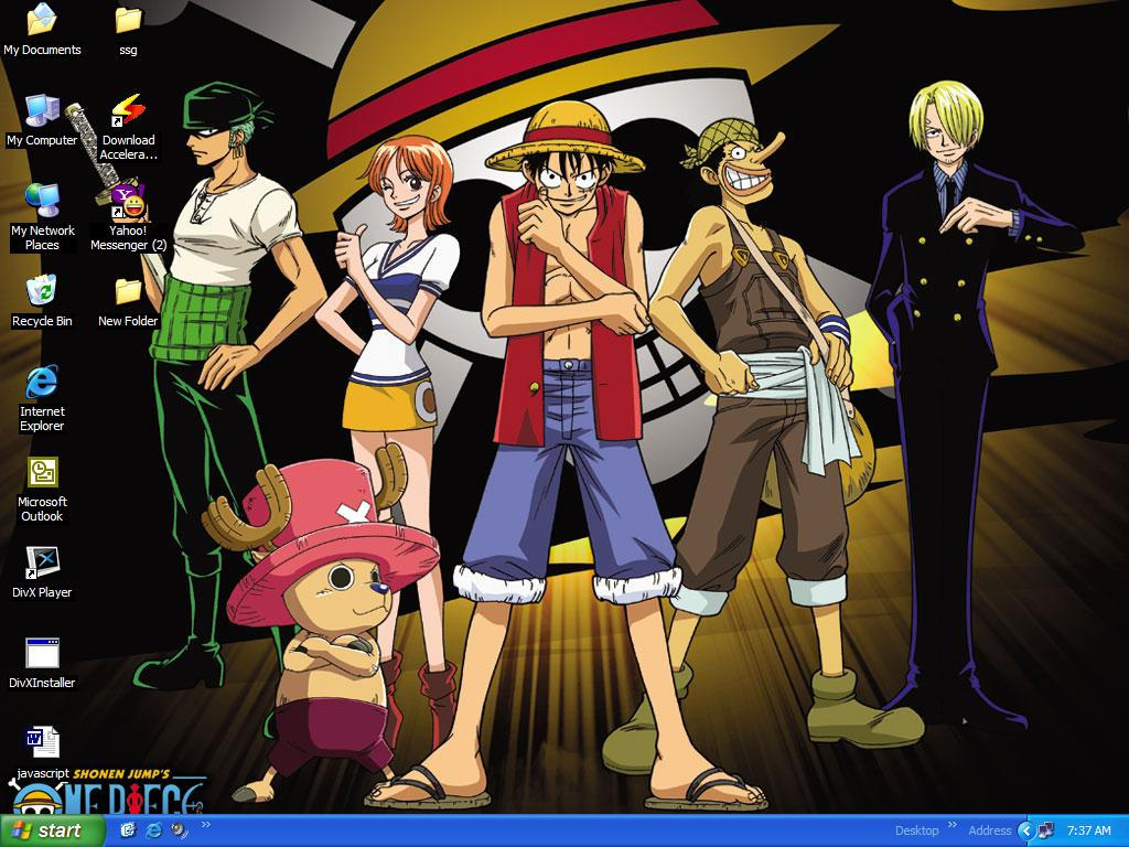 One Piece by harsh1991