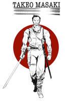 Takeo Masaki by benjaminwillnot
