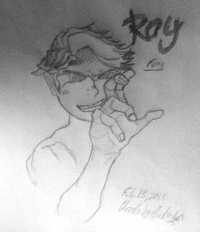 Roy : the pretty boy by Drag0nDud3