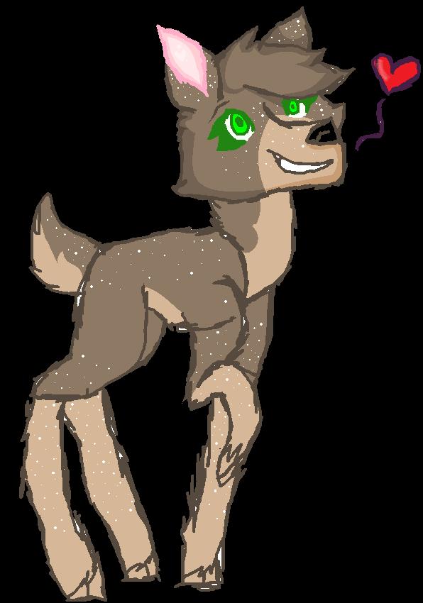 Clara The Deer by PizzaaTv