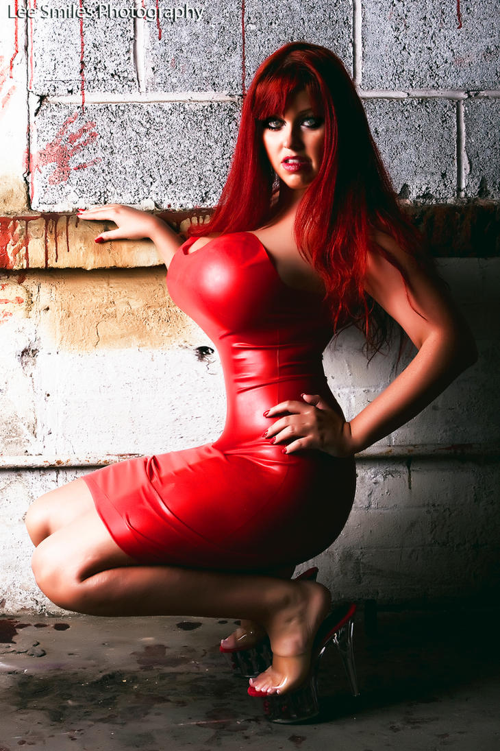 red latex by Laurenlangley
