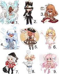 FREE (2/9) OPEN Holiday Gaia Adopts + ANNOUNCEMENT