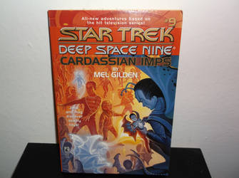 Star Trek Starfleet Academy Deep Space Nine 009 by Zolhex