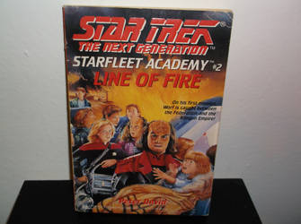 Star Trek Starfleet Academy Next Generation 002 by Zolhex