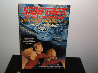 Star Trek Starfleet Academy Next Generation 009 by Zolhex