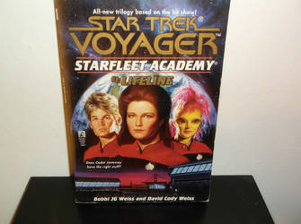 Star Trek Starfleet Academy Voyager 001 by Zolhex