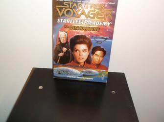 Star Trek Starfleet Academy Voyager 003 by Zolhex