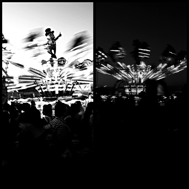 Dayandnight. Blackandwhite by lawanted