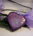 Heart Pendant No.1