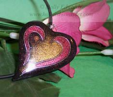Heart Pendant No. 2 by Ariana-Blossom